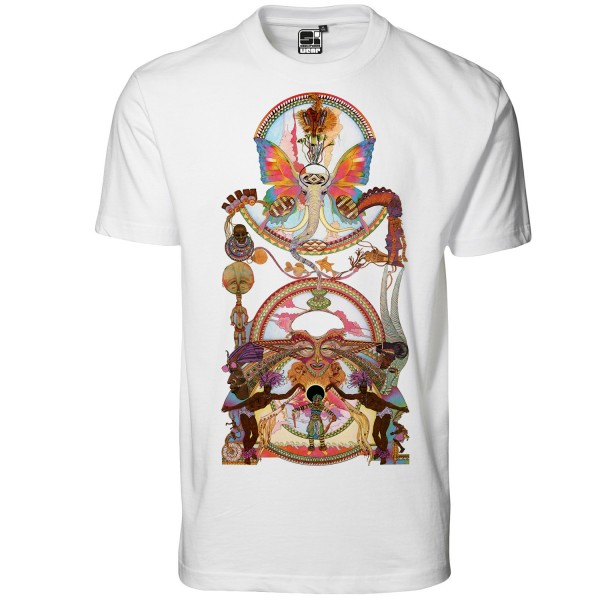 Soulkitchen Wear Herren T-Shirt Afro-Art II