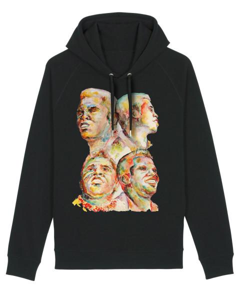 Unisex Hoodie Art Heads