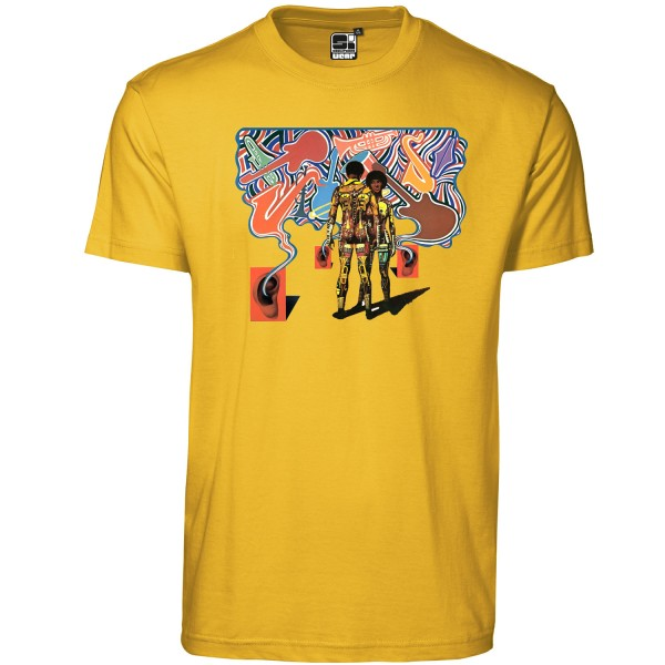 Soulkitchen Wear Herren T-Shirt Afro-Art