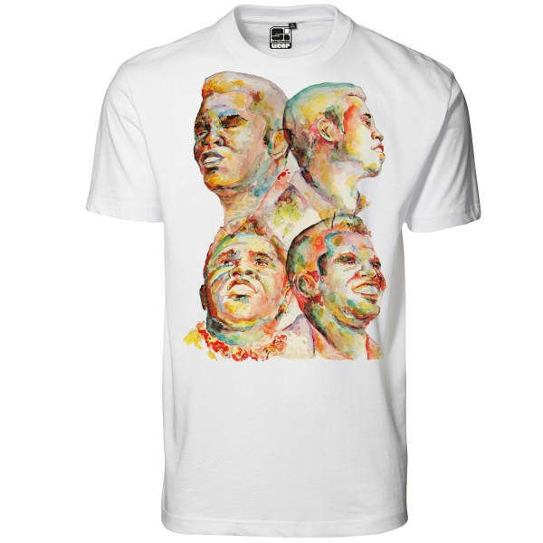 Soulkitchen Wear Herren T-Shirt Art Heads