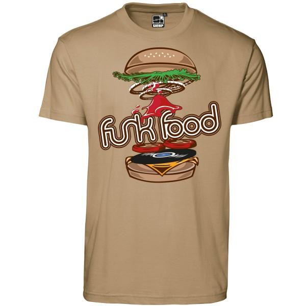 Soulkitchen Wear Herren T-Shirt Funkfood