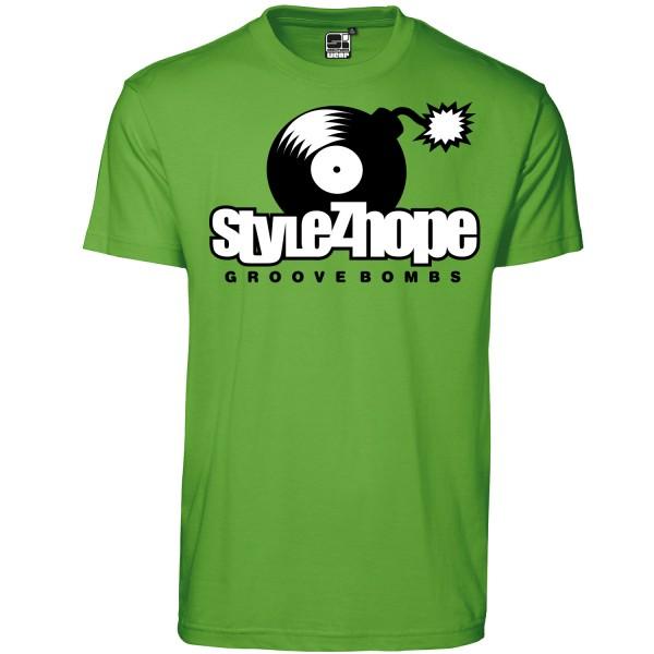 Soulkitchen Wear Herren T-Shirt Stylezhope Groovebombs